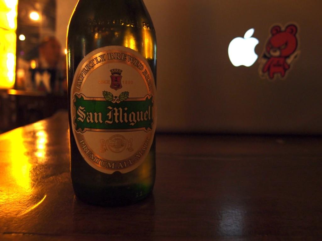 フィリピンビールのプレミアムモルツ