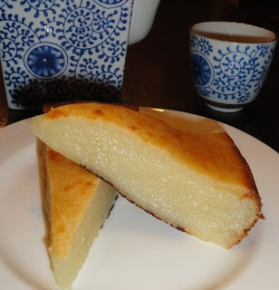 New Guinea Bean Cake Recipe