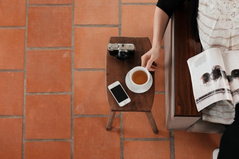 コーヒーと勉強