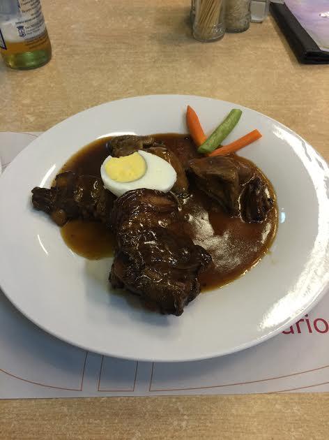 フィリピン料理アボド