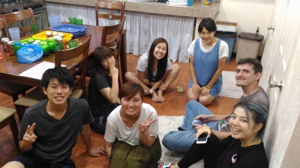 20才学生のフィリピン留学