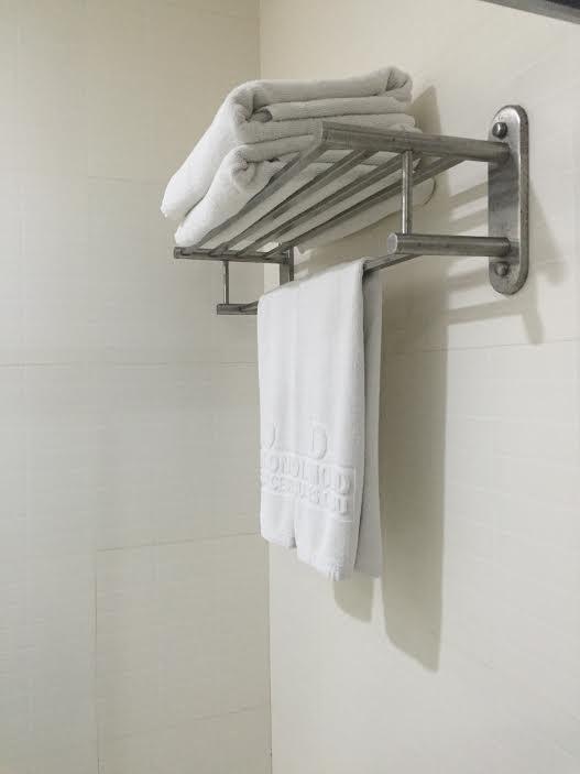タオルもちゃんとあります。