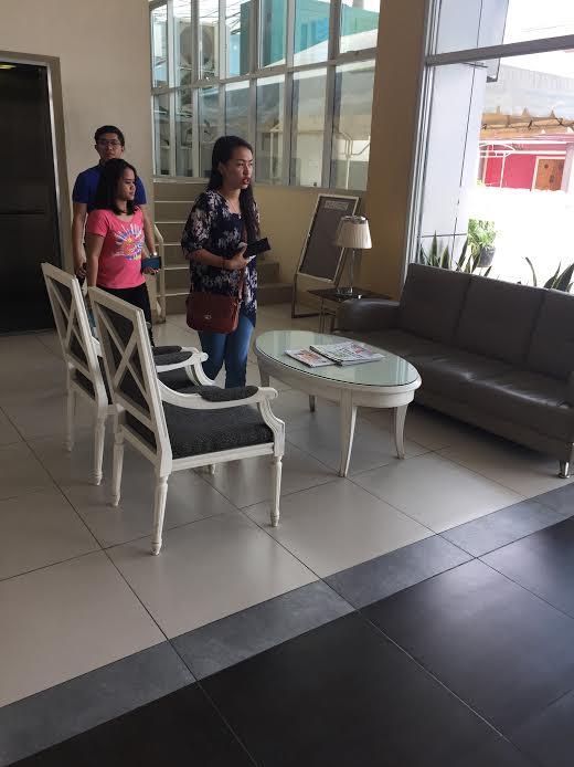 客層はフィリピン人のみでした。