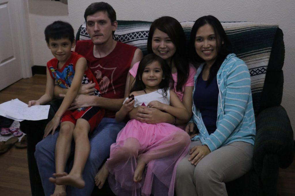 フィリピン留学でホームステイ