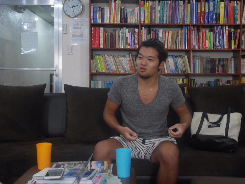 大学生のフィリピン留学体験談
