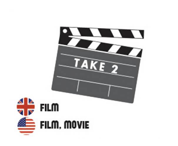 イギリス英語とアメリカ英語の違い、映画