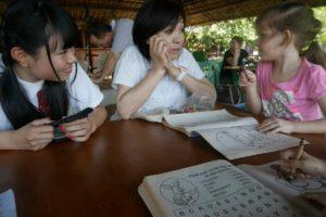 フィリピンに1週間の親子留学