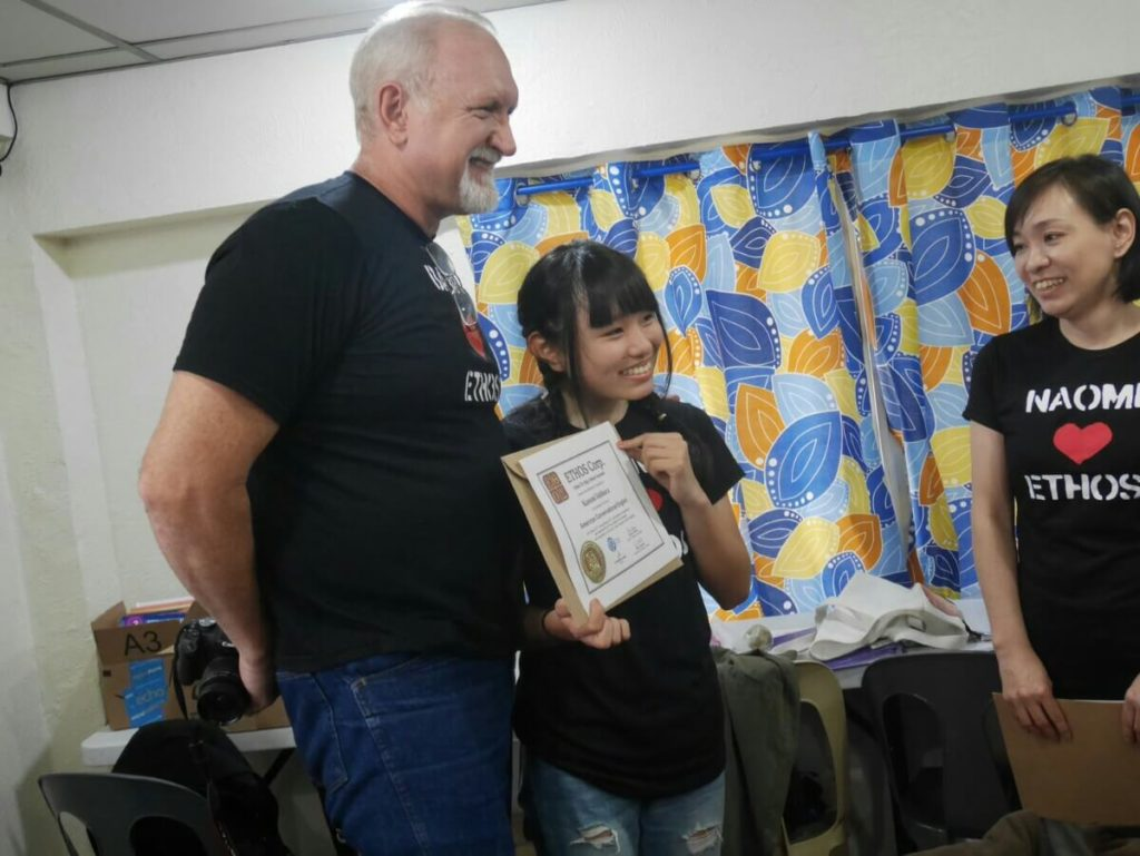 高校生が1週間のフィリピン留学
