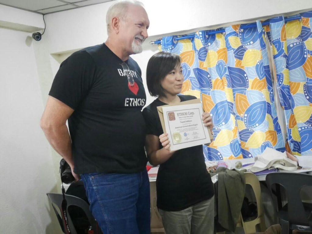 1週間のフィリピン親子留学