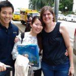 フィリピン・セブ島留学、アメリカ人とホームステイ