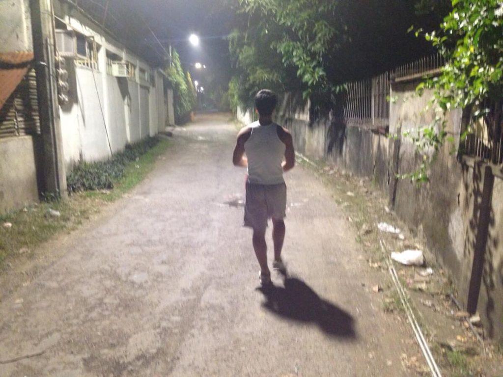 フィリピン留学インターン生の1日