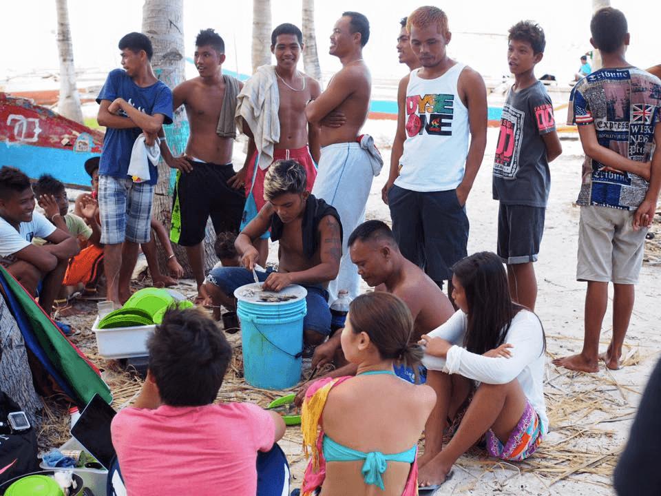 セブ島で有名なバジャウ族ツアー