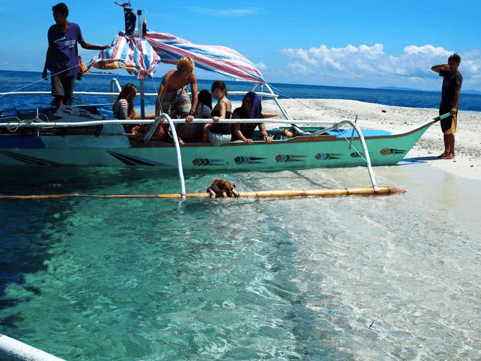 セブ島のバジャウ族との暮らし