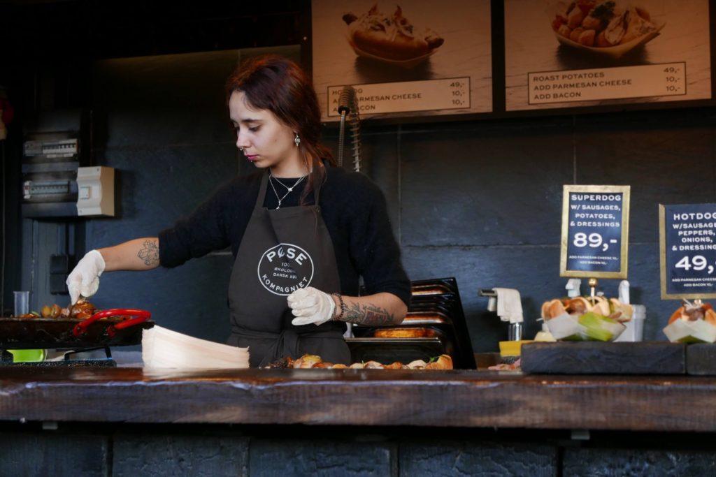 オーストラリアのローカルカフェ