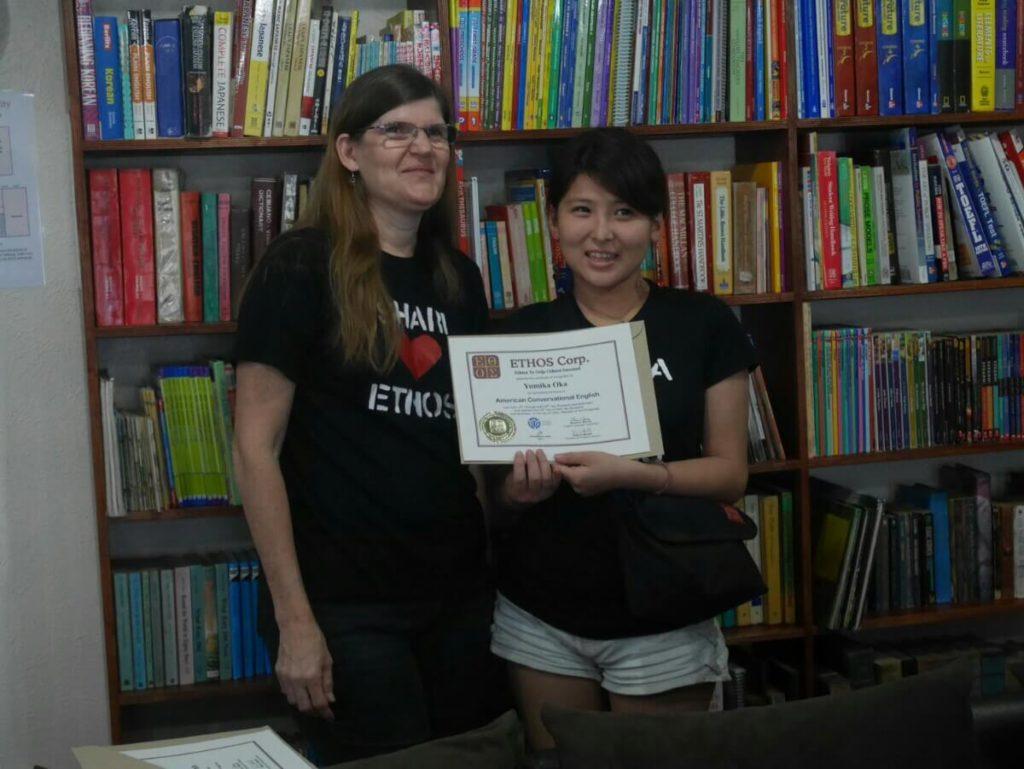 3週間のフィリピン留学