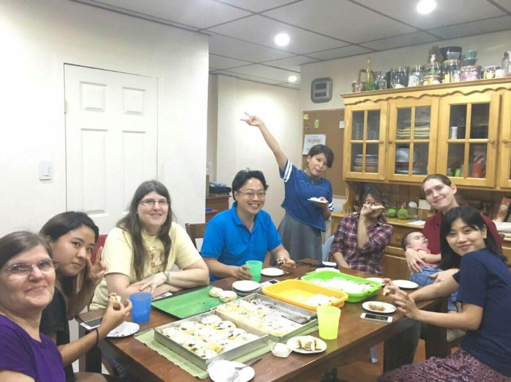 友だちと一緒にフィリピン留学