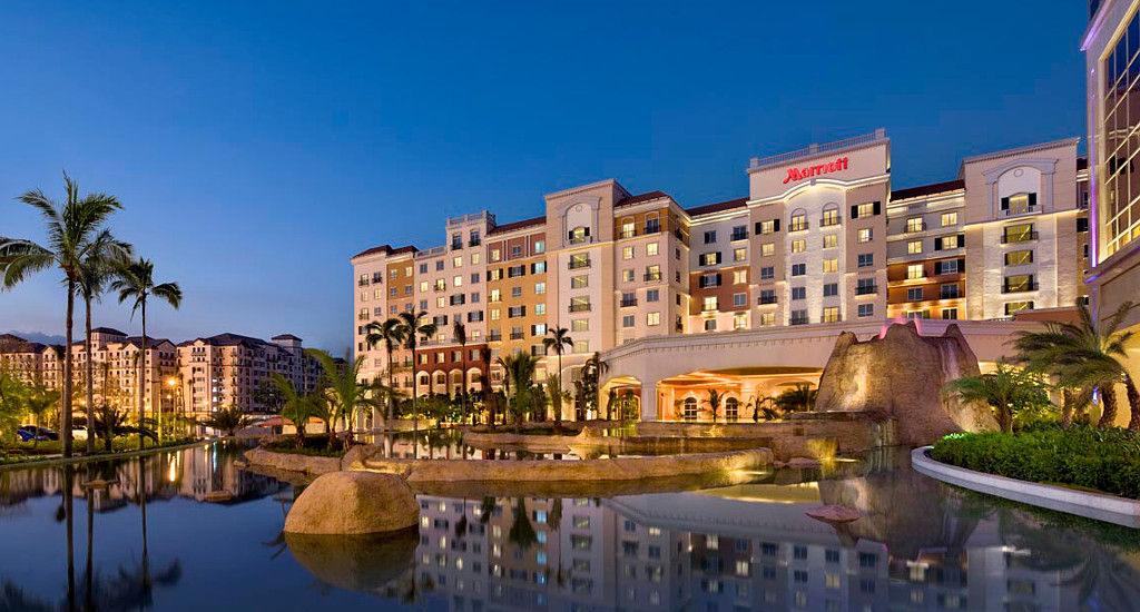 マニラマリオットホテル