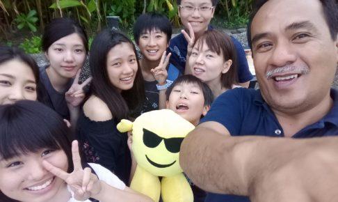 夏休みに子どもが留学