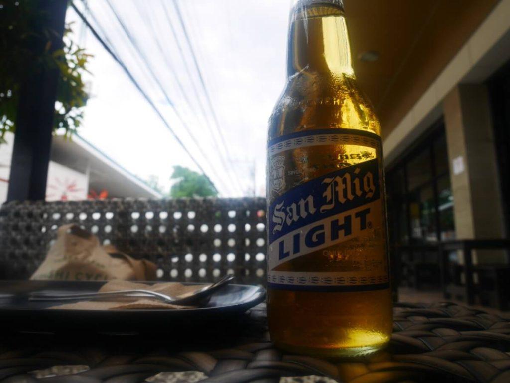 チキンとビール=最高