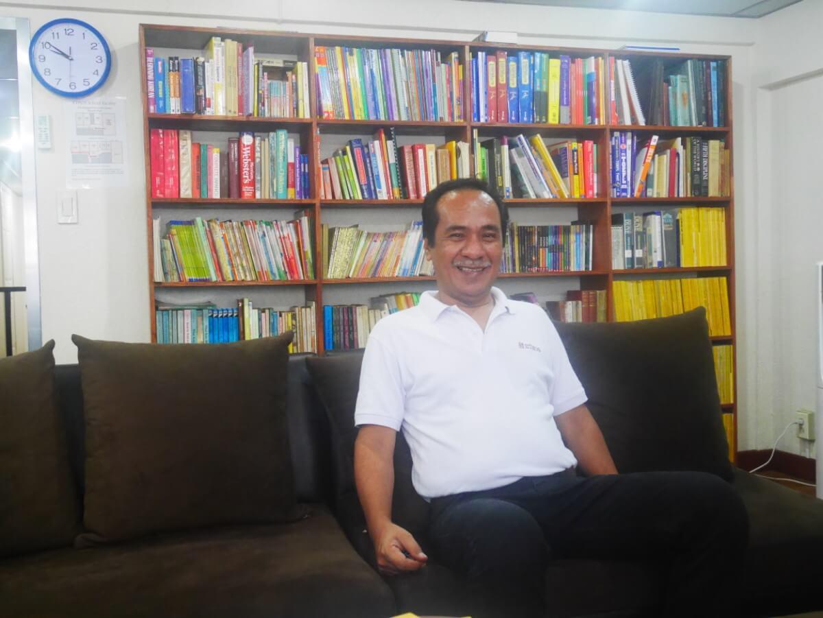「インタビュー:サム編」フィリピン・セブ島留学ETHOS校で働くフィリピン人スタッフの仕事
