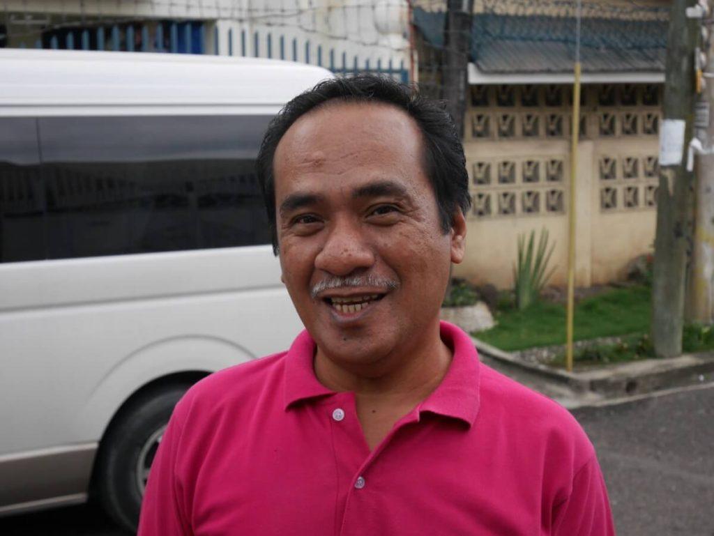 フィリピン人のサム