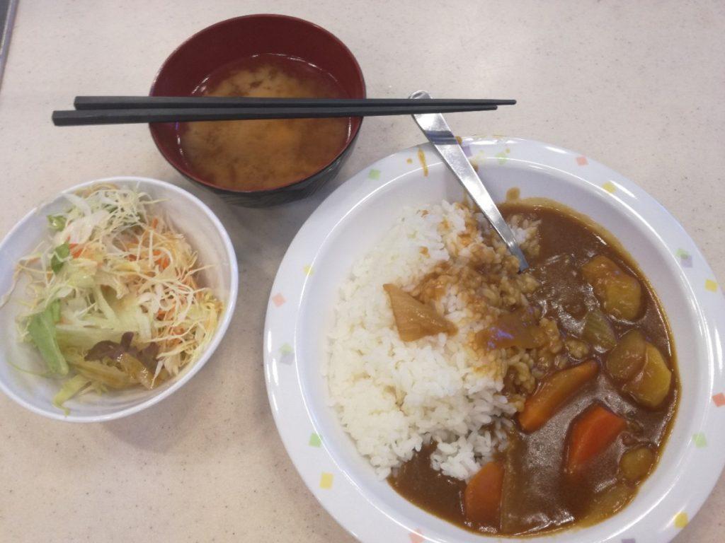 梅田中津2の東横インの朝食