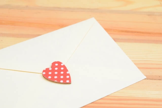 ともだちからの手紙