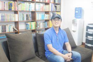 韓国人のウォンさん