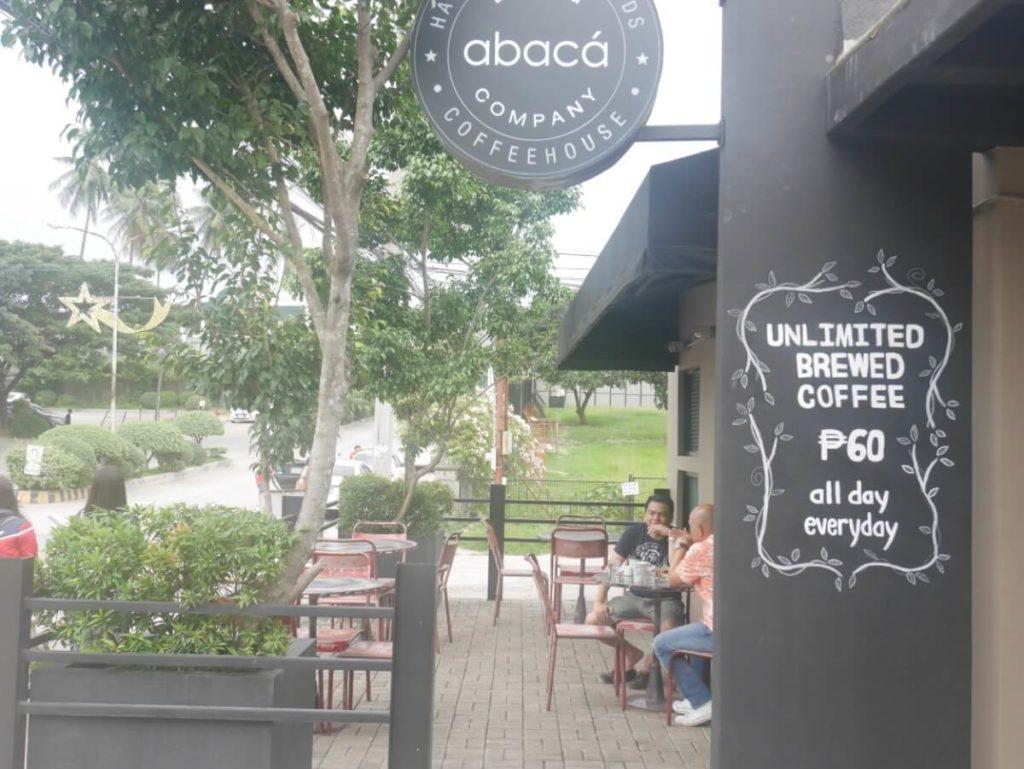 アバカカフェ