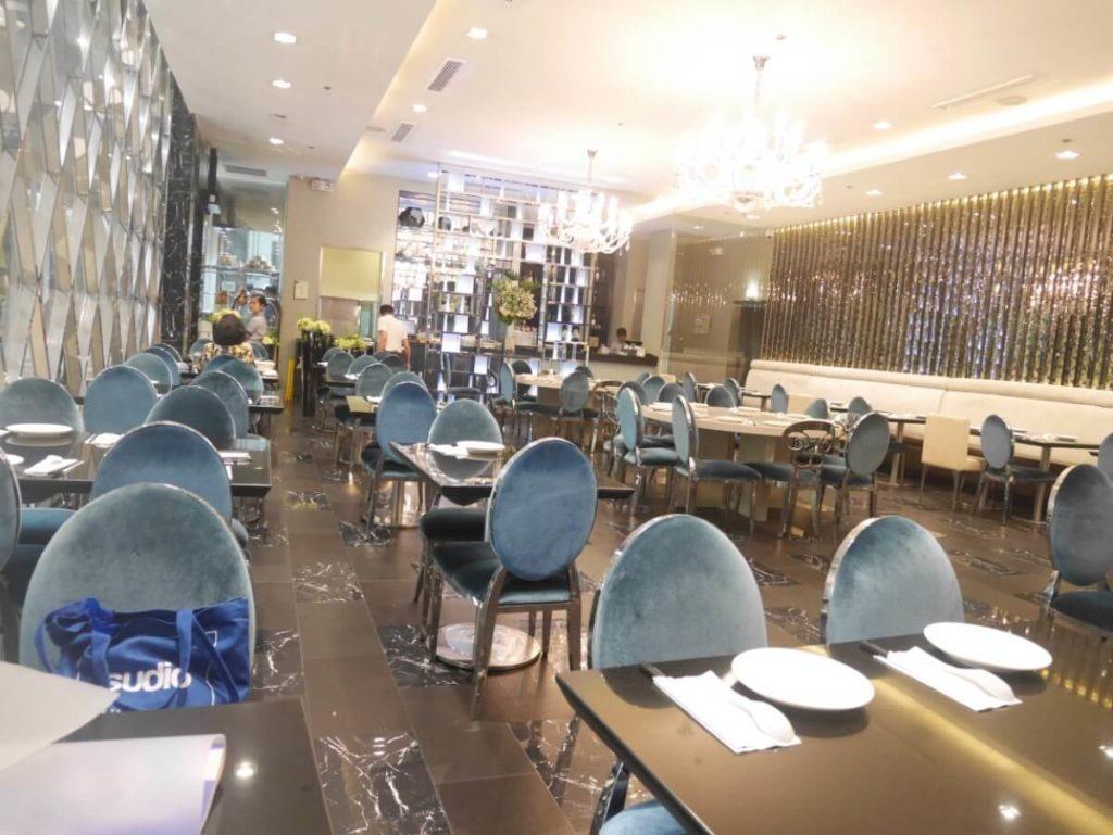 LUGANG CAFE店内の様子
