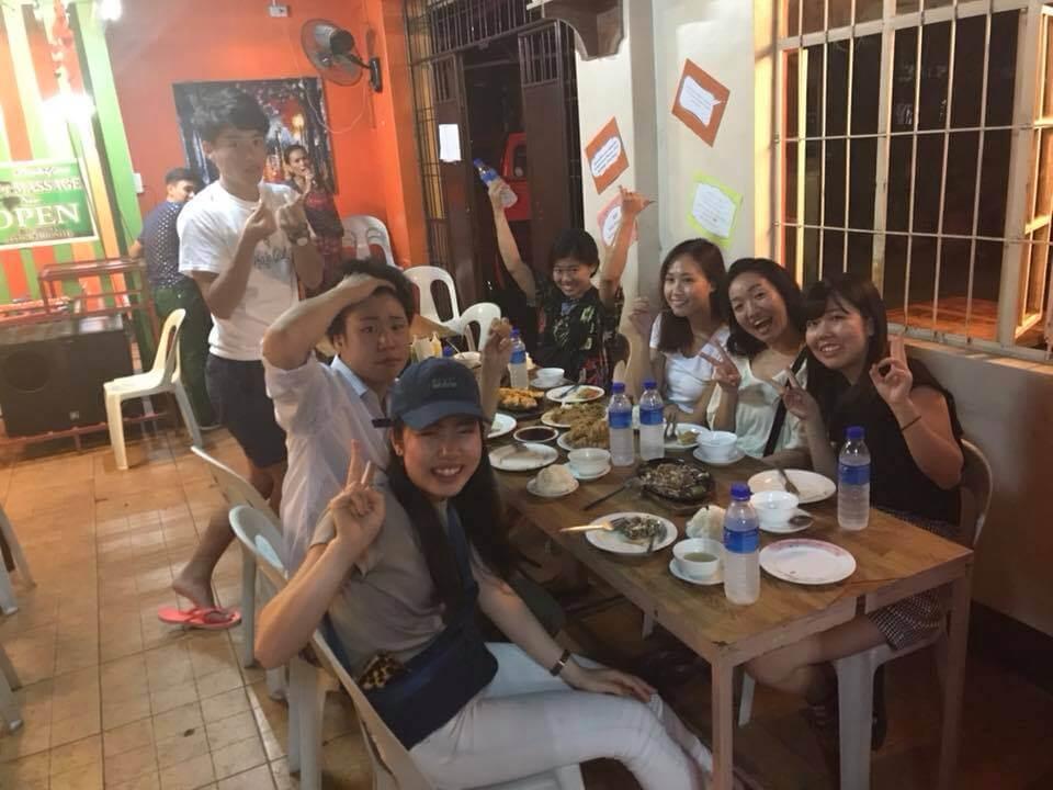 1ヶ月のフィリピン留学