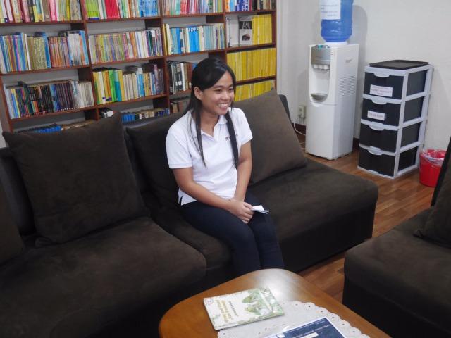 「インタビュー:アイザ編」フィリピン・セブ島留学ETHOS校で働く日本語教師