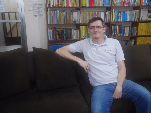 「インタビュー:ジョン編」フィリピンで発音クラスを担当して4年