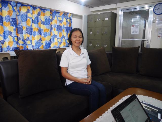 「インタビュー:メルジン」SSPや観光ビザ申請をするフィリピン人スタッフ